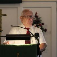 Ed Appleton, Deacon, Luther Memorial Church