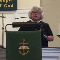 Rev. Gail Rodgers